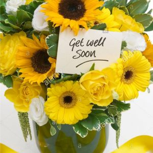 Get Well Flower Arrangements