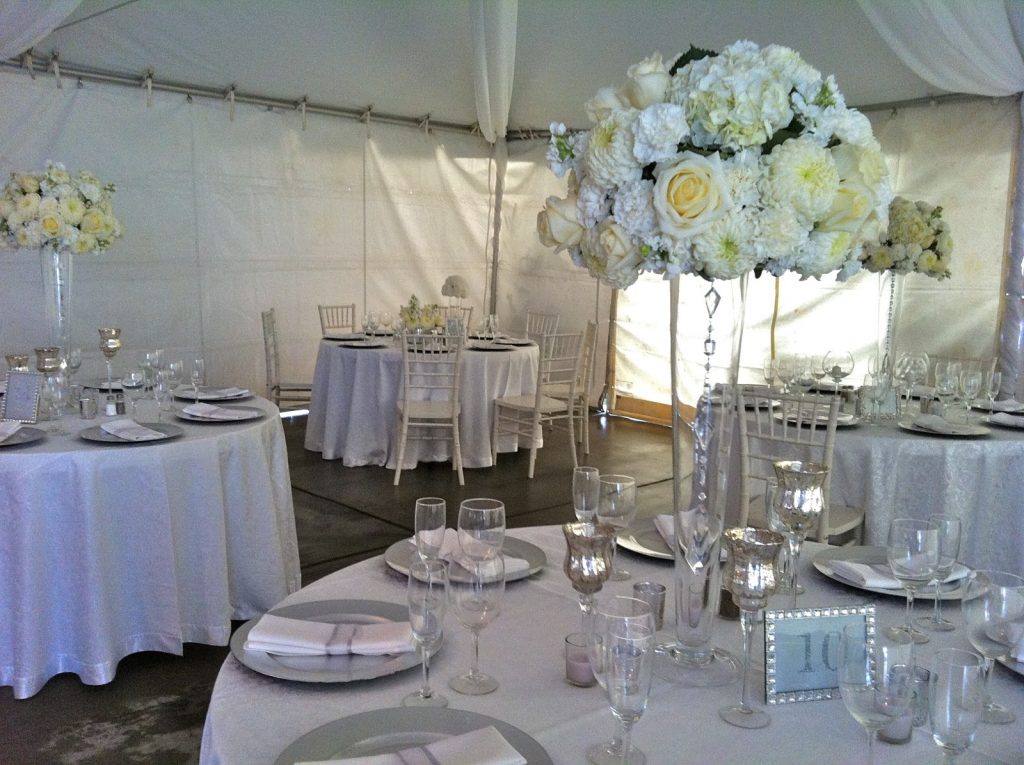 Extra Large Wedding Center Piece