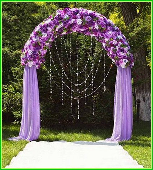 Deluxe Wedding Arch