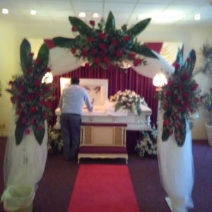 Funeral Arch